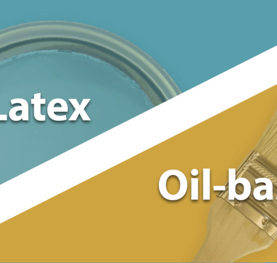 How to Tell If Its Oil or Latex Paint