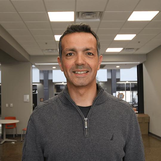 Brian Viverios, Director of Software Development