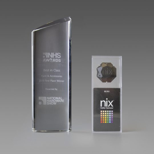 Nix Sensor Ltd. wins first place of the New Product Launch Awards at the National Hardware Show