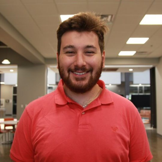 Ryan Bili, Inside Sales Representative