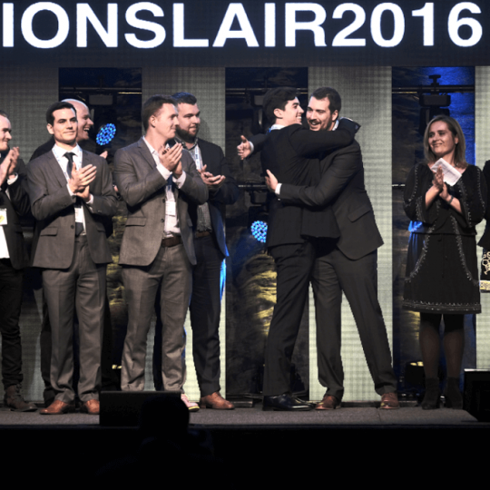 Nix Sensor Ltd. Wins first place in 2016 Lion's Lair competition